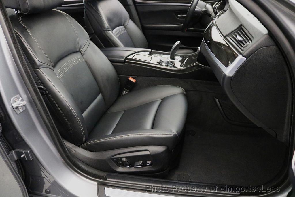 2015 BMW 5 Series CERTIFIED 535i xDRIVE M Sport Package AWD CAMERA NAVI - 17425276 - 40