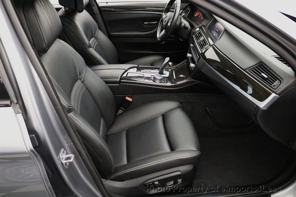 2015 BMW 5 Series CERTIFIED 535i xDRIVE M Sport Package AWD CAMERA NAVI - 17425276 - 42