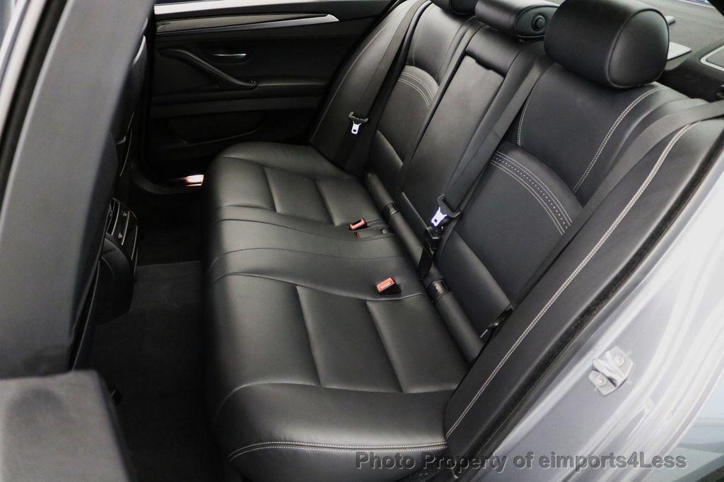 2015 BMW 5 Series CERTIFIED 535i xDRIVE M Sport Package AWD CAMERA NAVI - 17425276 - 43