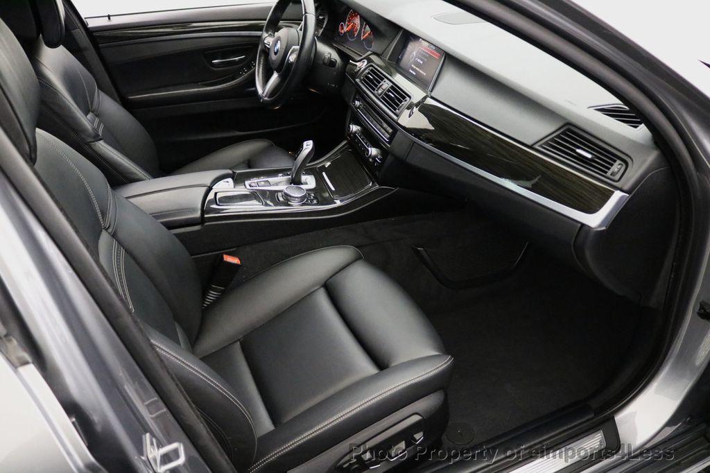 2015 BMW 5 Series CERTIFIED 535i xDRIVE M Sport Package AWD CAMERA NAVI - 17425276 - 45