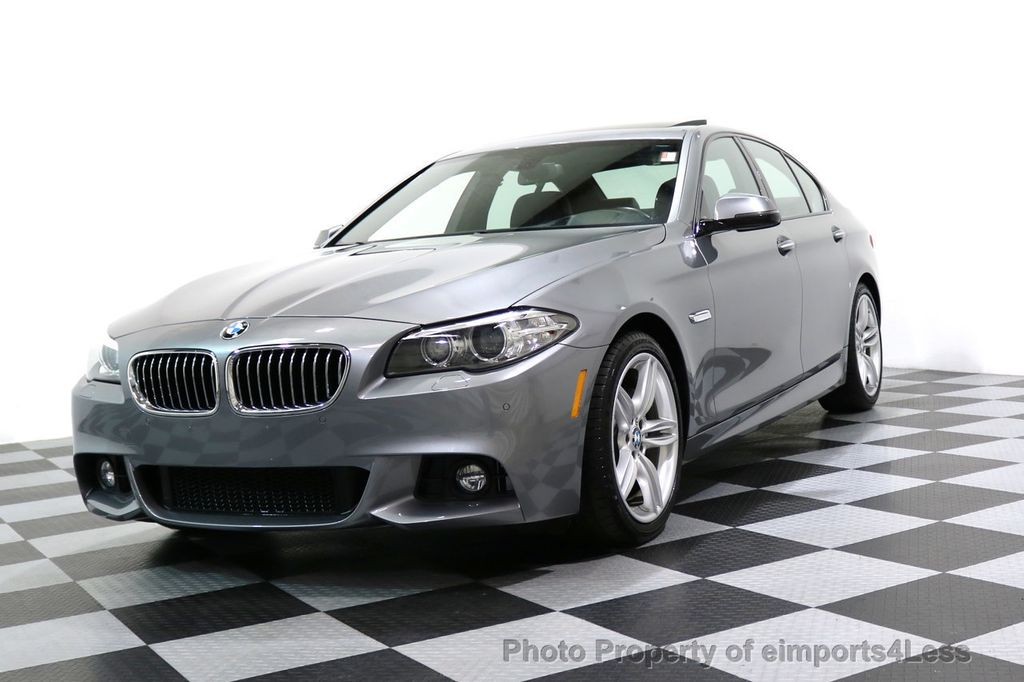 2015 BMW 5 Series CERTIFIED 535i xDRIVE M Sport Package AWD CAMERA NAVI - 17425276 - 50