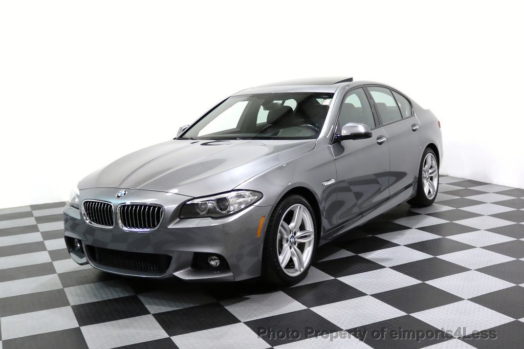 2015 BMW 5 Series CERTIFIED 535i xDRIVE M Sport Package AWD CAMERA NAVI - 17425276 - 53