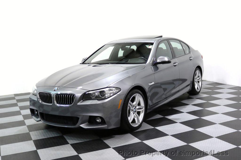 2015 BMW 5 Series CERTIFIED 535i xDRIVE M Sport Package AWD CAMERA NAVI - 17425276 - 53