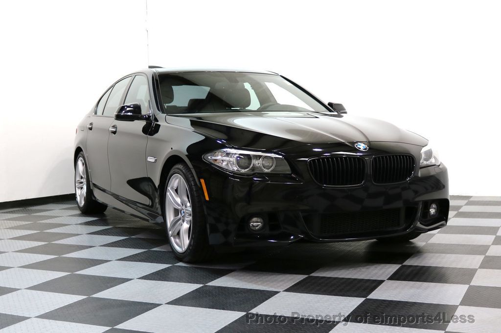 2015 BMW 5 Series CERTIFIED 535i xDRIVE M Sport Package AWD CAMERA NAVI - 17461097 - 15