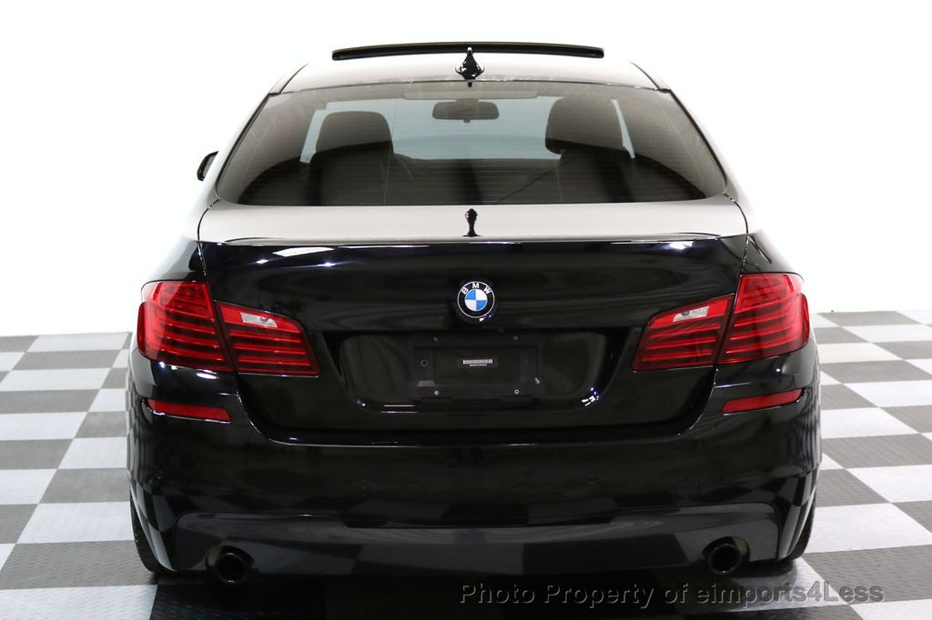2015 BMW 5 Series CERTIFIED 535i xDRIVE M Sport Package AWD CAMERA NAVI - 17461097 - 17