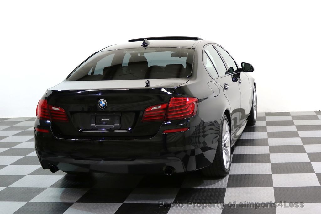 2015 BMW 5 Series CERTIFIED 535i xDRIVE M Sport Package AWD CAMERA NAVI - 17461097 - 18