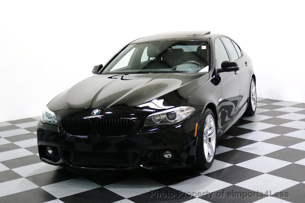 2015 BMW 5 Series CERTIFIED 535i xDRIVE M Sport Package AWD CAMERA NAVI - 17461097 - 30