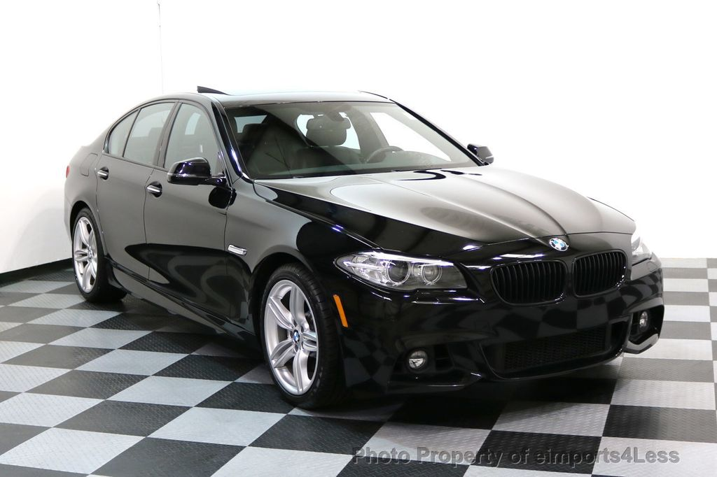 2015 BMW 5 Series CERTIFIED 535i xDRIVE M Sport Package AWD CAMERA NAVI - 17461097 - 44