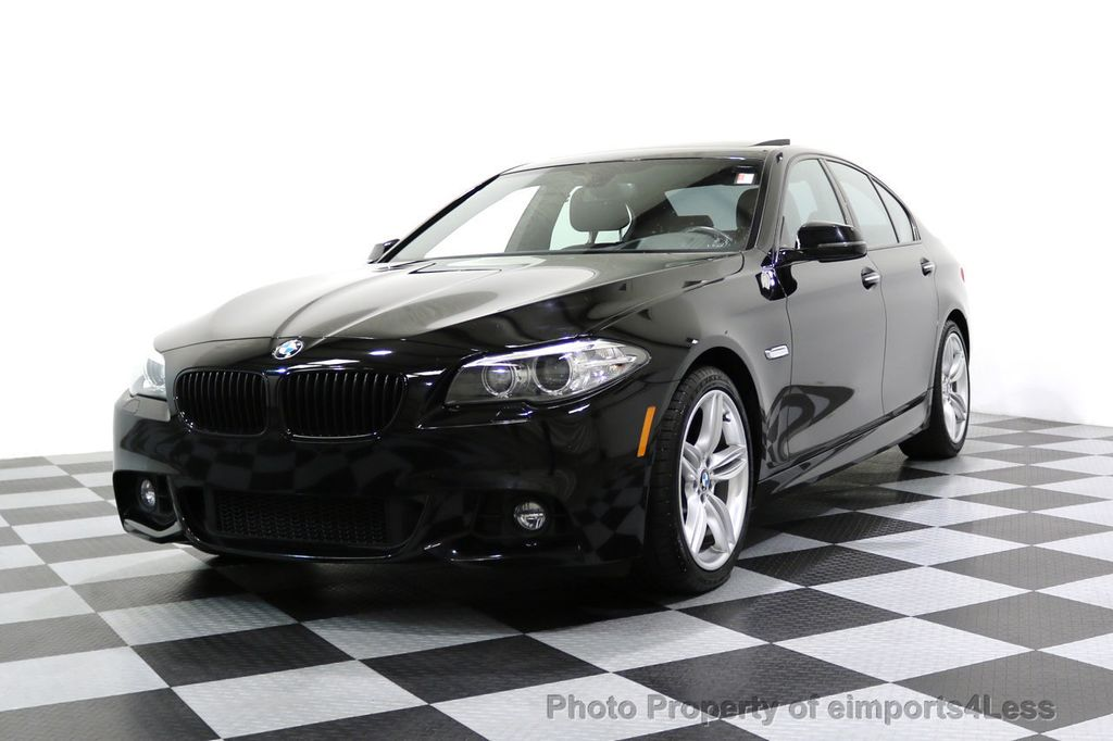 2015 BMW 5 Series CERTIFIED 535i xDRIVE M Sport Package AWD CAMERA NAVI - 17461097 - 55