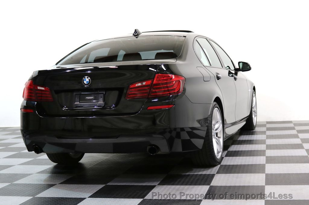 2015 BMW 5 Series CERTIFIED 535i xDRIVE M Sport Package AWD CAMERA NAVI - 17461097 - 57