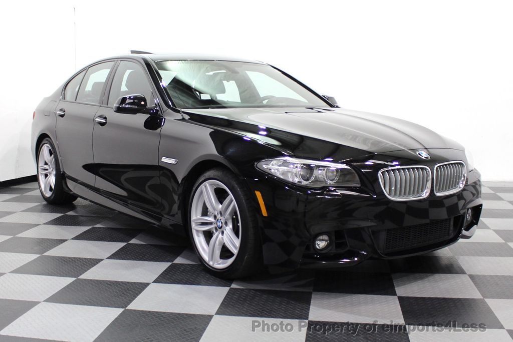 2015 BMW 5 Series CERTIFIED 550i M SPORT EXECUTIVE CAMERA NAV - 18302574 - 29