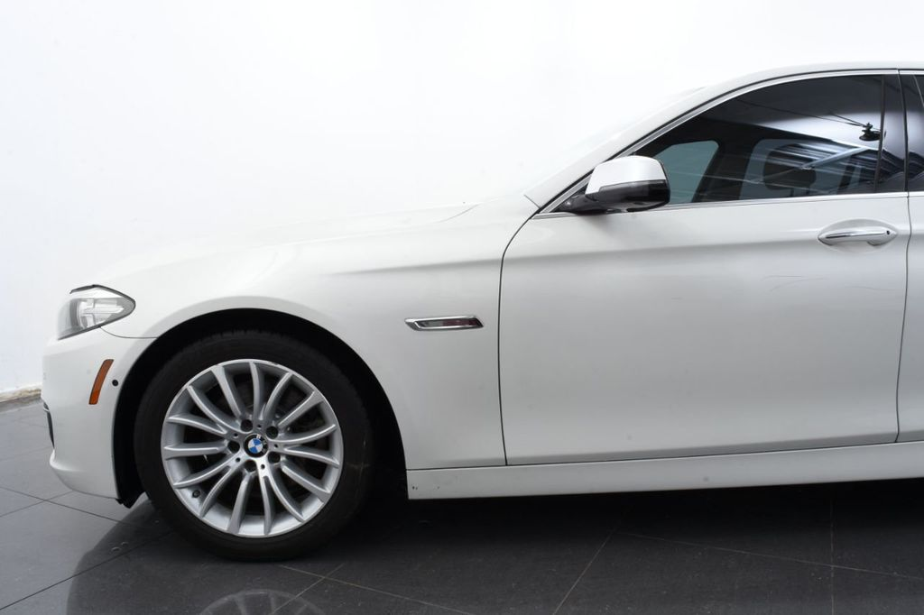 2015 BMW 5 Series LUXURY LINE - 17971224 - 4