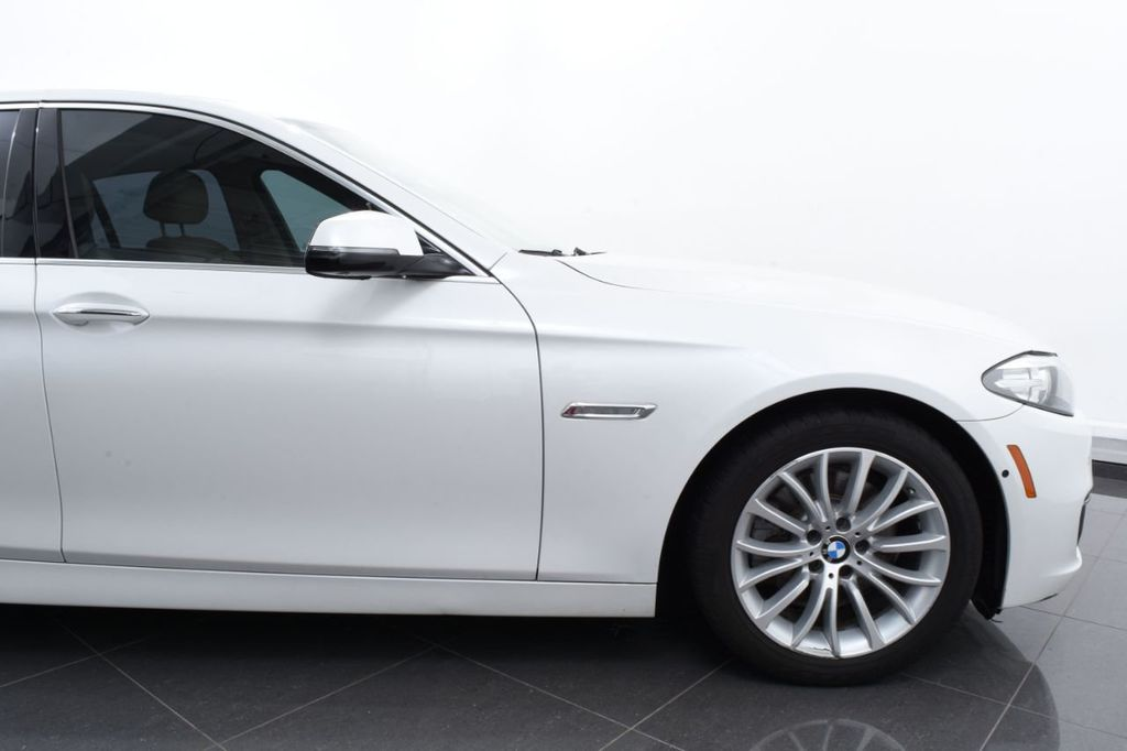 2015 BMW 5 Series LUXURY LINE - 17971224 - 5