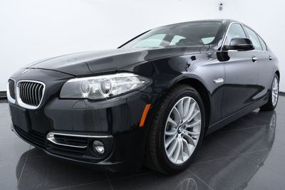 2015 BMW 5 Series LUXURY PKG!! - Click to see full-size photo viewer