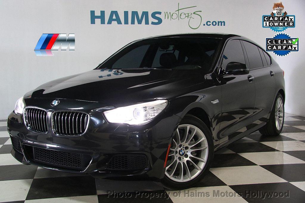 2015 BMW 5 Series Gran Turismo 535i Gran Turismo - 17160364 - 0
