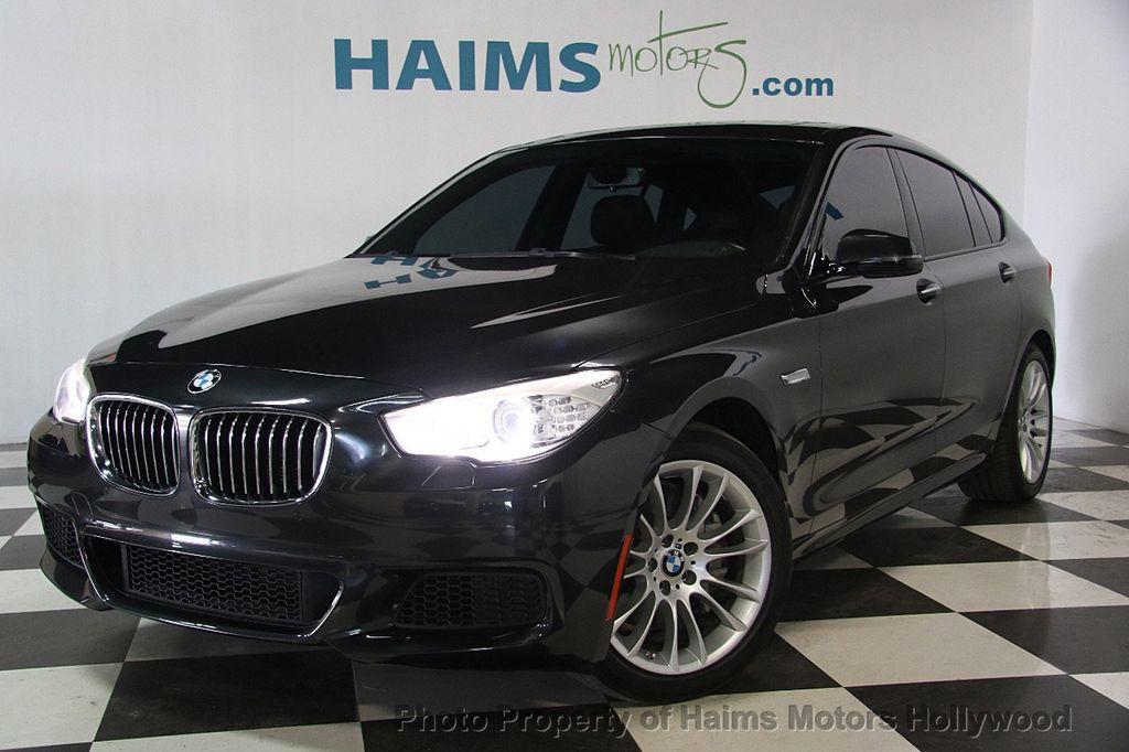 2015 BMW 5 Series Gran Turismo 535i Gran Turismo - 17160364 - 1