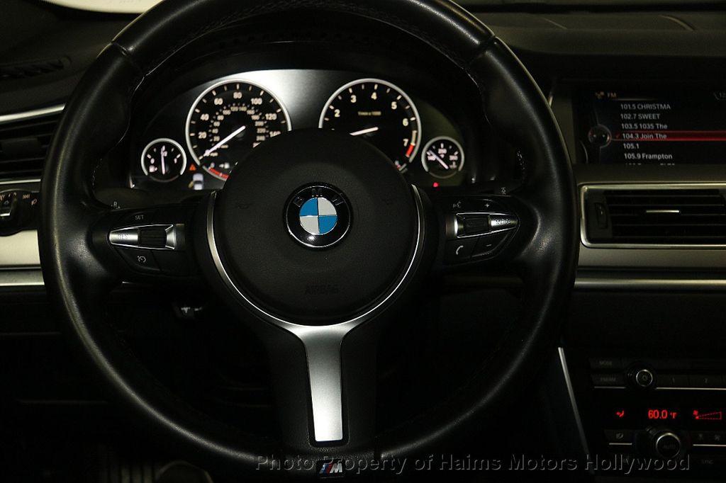 2015 BMW 5 Series Gran Turismo 535i Gran Turismo - 17160364 - 31