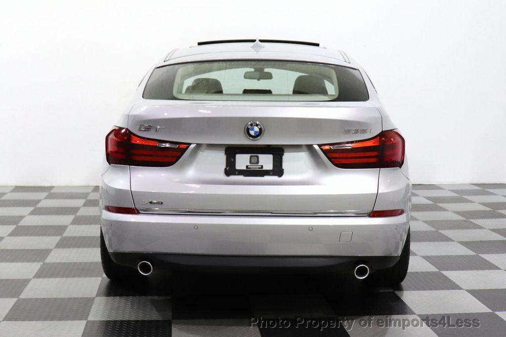 2015 BMW 5 Series Gran Turismo CERTIFIED 535i GT xDrive LUX LINE AWD HUD PANO CAM NAV - 18545384 - 17