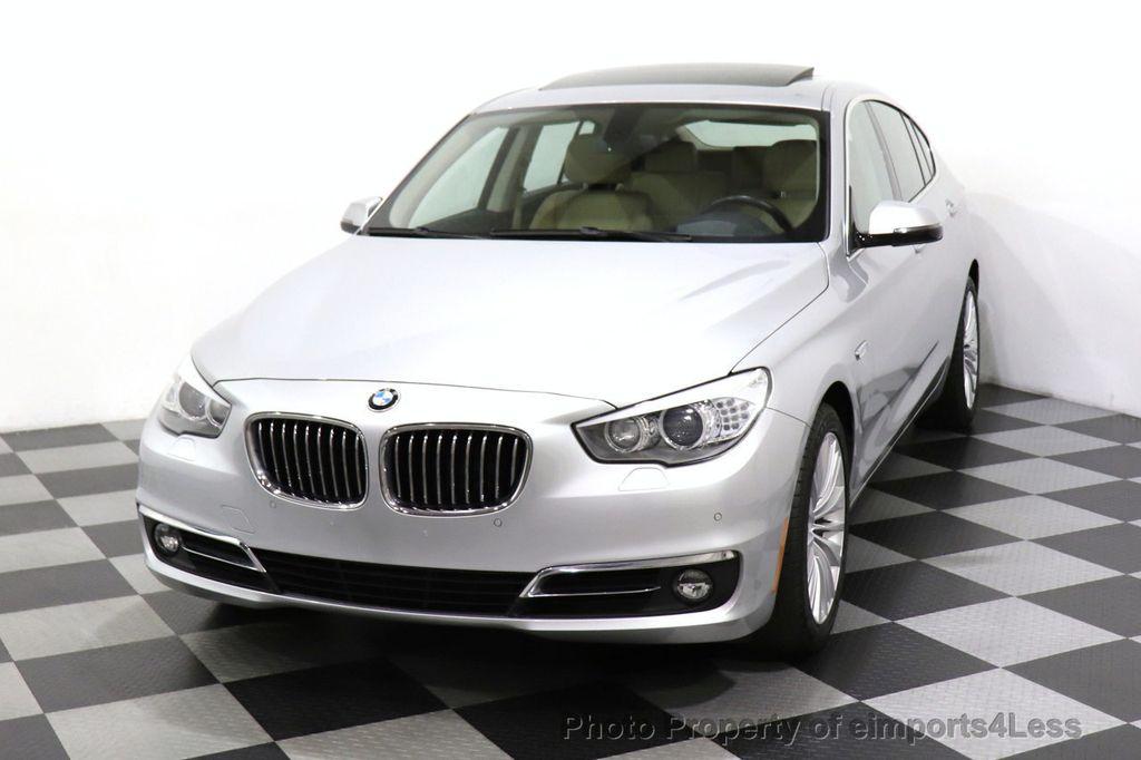 2015 BMW 5 Series Gran Turismo CERTIFIED 535i GT xDrive LUX LINE AWD HUD PANO CAM NAV - 18545384 - 28
