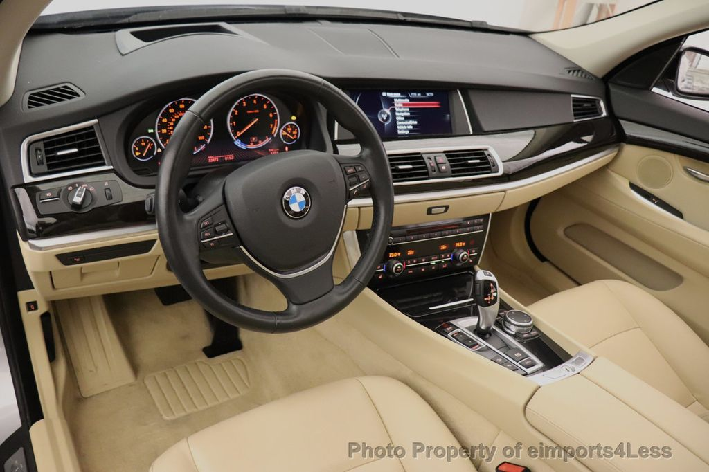 2015 BMW 5 Series Gran Turismo CERTIFIED 535i GT xDrive LUX LINE AWD HUD PANO CAM NAV - 18545384 - 33