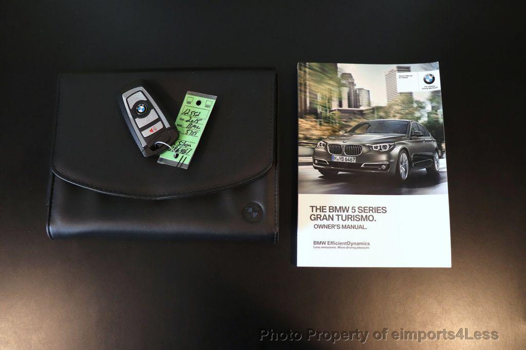 2015 BMW 5 Series Gran Turismo CERTIFIED 535i GT xDrive LUX LINE AWD HUD PANO CAM NAV - 18545384 - 40