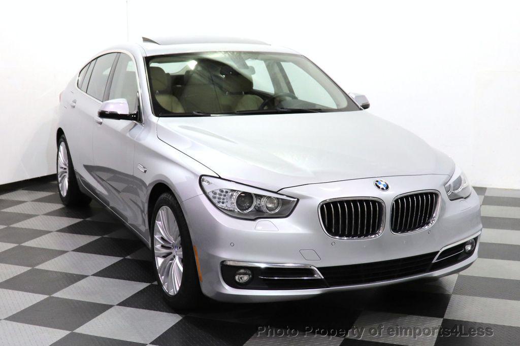 2015 BMW 5 Series Gran Turismo CERTIFIED 535i GT xDrive LUX LINE AWD HUD PANO CAM NAV - 18545384 - 46