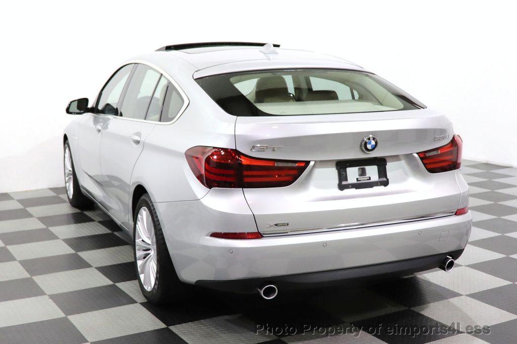 2015 BMW 5 Series Gran Turismo CERTIFIED 535i GT xDrive LUX LINE AWD HUD PANO CAM NAV - 18545384 - 47