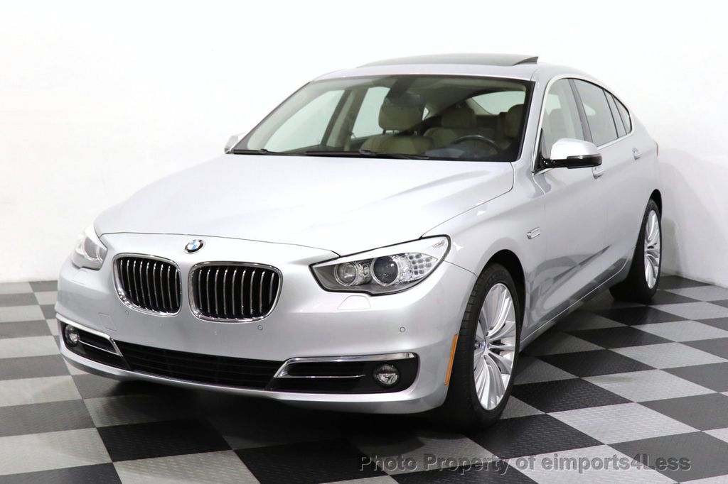 2015 BMW 5 Series Gran Turismo CERTIFIED 535i GT xDrive LUX LINE AWD HUD PANO CAM NAV - 18545384 - 52