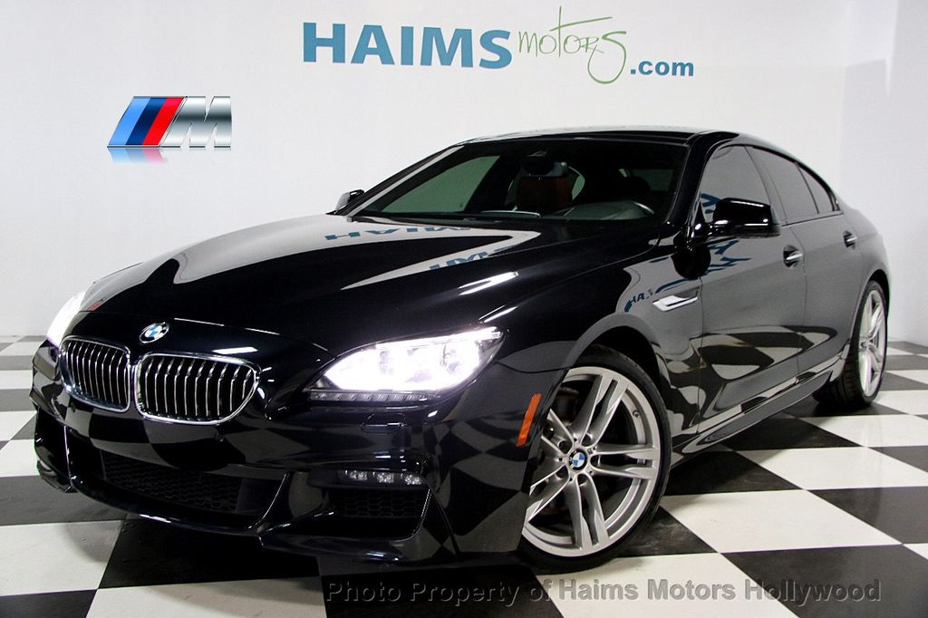 2015 BMW 6 Series 640i Gran Coupe - 16585411