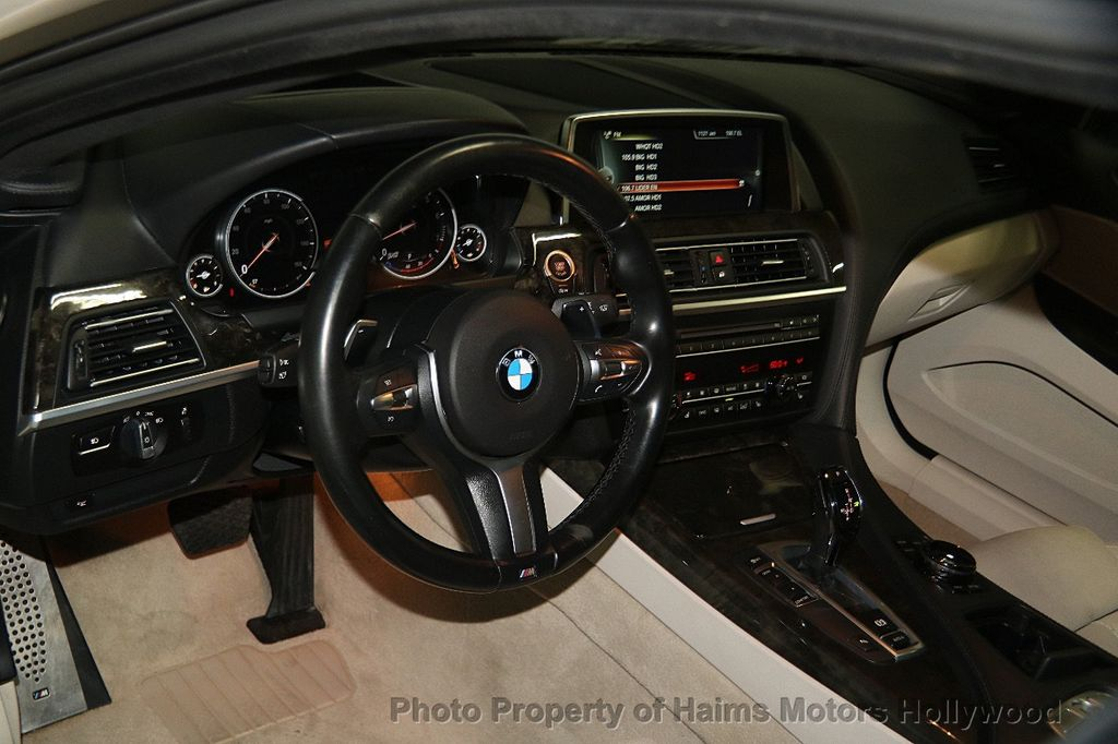 2015 BMW 6 Series 640i Gran Coupe - 17207070 - 19