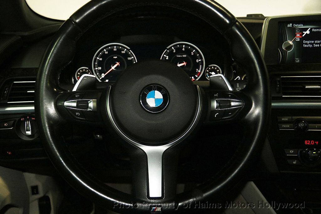 2015 BMW 6 Series 640i Gran Coupe - 17207070 - 30