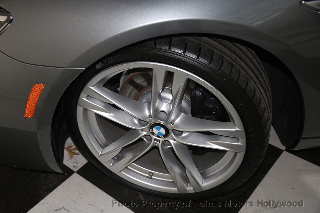 2015 BMW 6 Series 640i Gran Coupe - 17207070 - 37