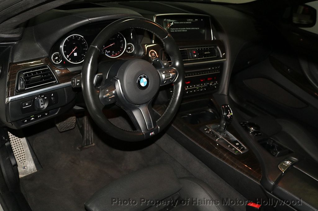 2015 BMW 6 Series 640i Gran Coupe - 17631235 - 20
