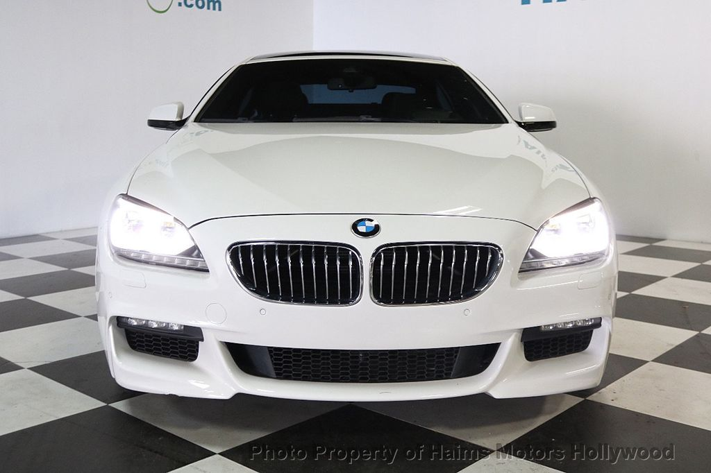 2015 BMW 6 Series 640i Gran Coupe - 17631235 - 2