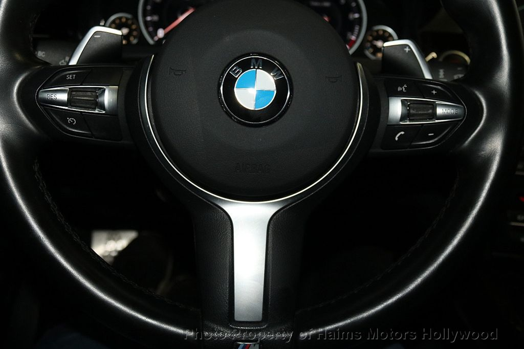 2015 BMW 6 Series 640i Gran Coupe - 17631235 - 31