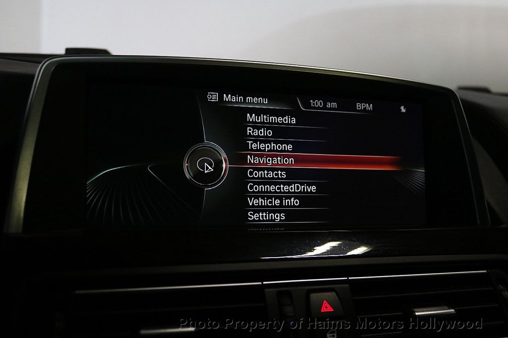 2015 BMW 6 Series 640i Gran Coupe - 17631235 - 34