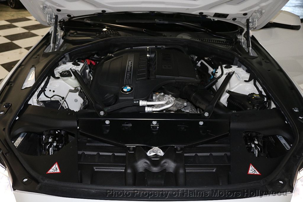 2015 BMW 6 Series 640i Gran Coupe - 17631235 - 39
