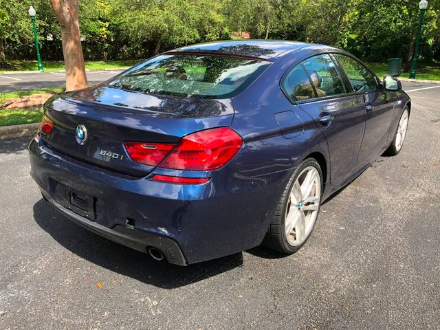 2015 BMW 6 Series 640i Gran Coupe - Click to see full-size photo viewer