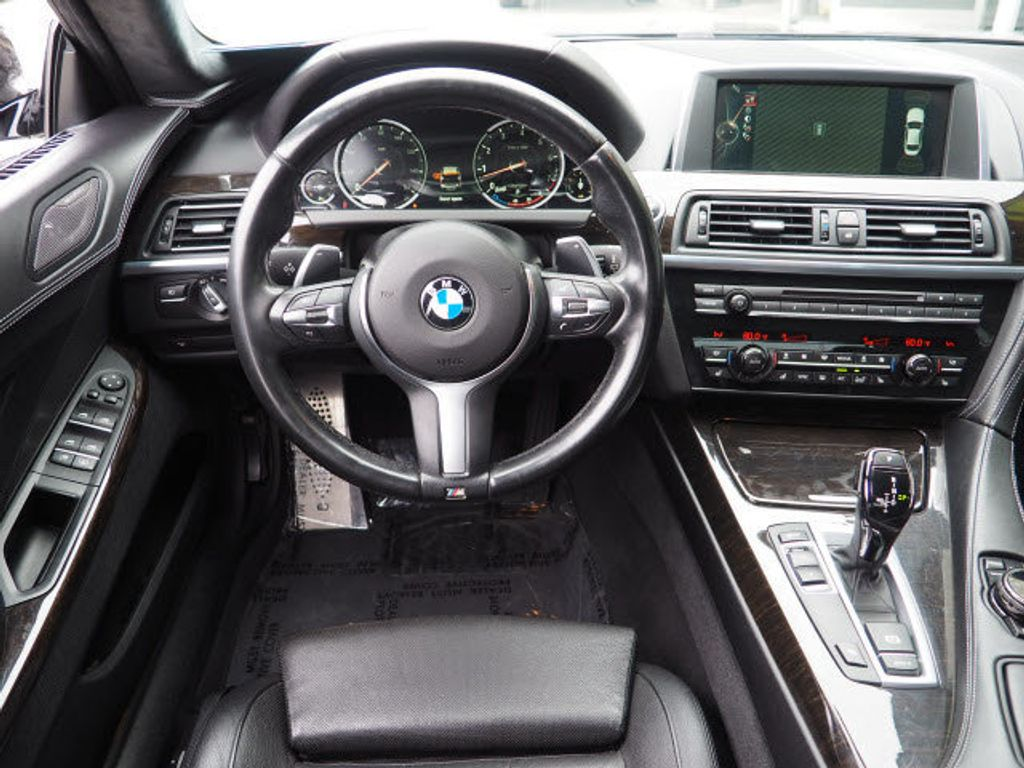 2015 BMW 6 Series 640i Gran Coupe - 17867215 - 17
