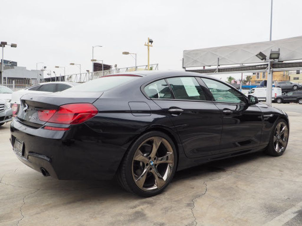 2015 BMW 6 Series 640i Gran Coupe - 17867215 - 20