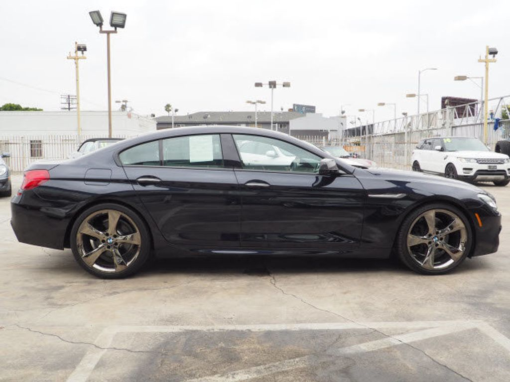 2015 BMW 6 Series 640i Gran Coupe - 17867215 - 21