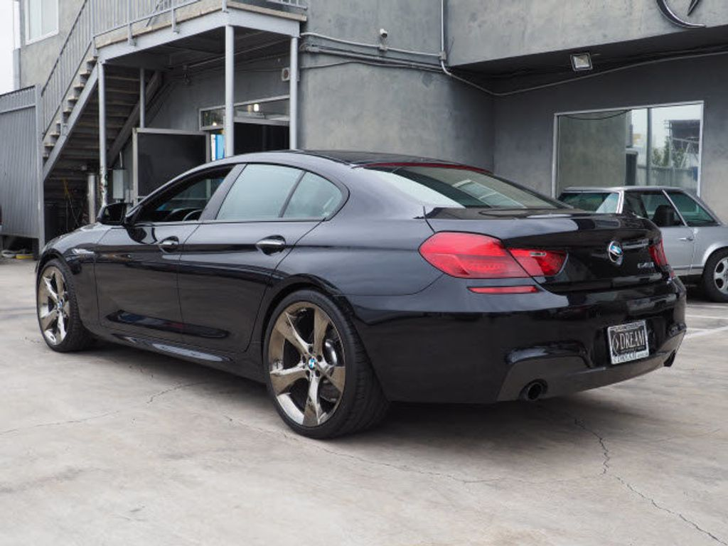 2015 BMW 6 Series 640i Gran Coupe - 17867215 - 2
