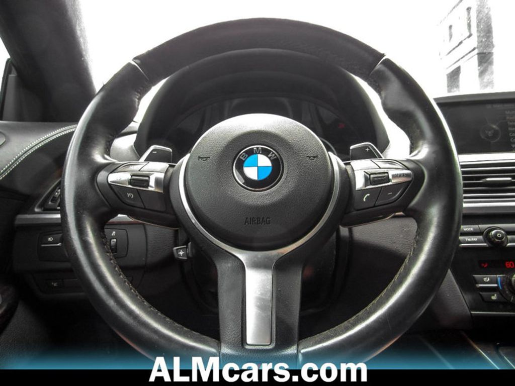 2015 BMW 6 Series 640i xDrive Gran - 17548286 - 16