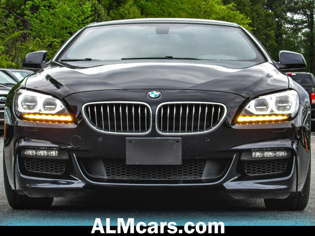 2015 BMW 6 Series 640i xDrive Gran - 17548286 - 2