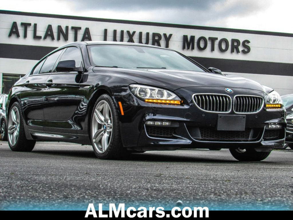 2015 BMW 6 Series 640i xDrive Gran - 17548286 - 3
