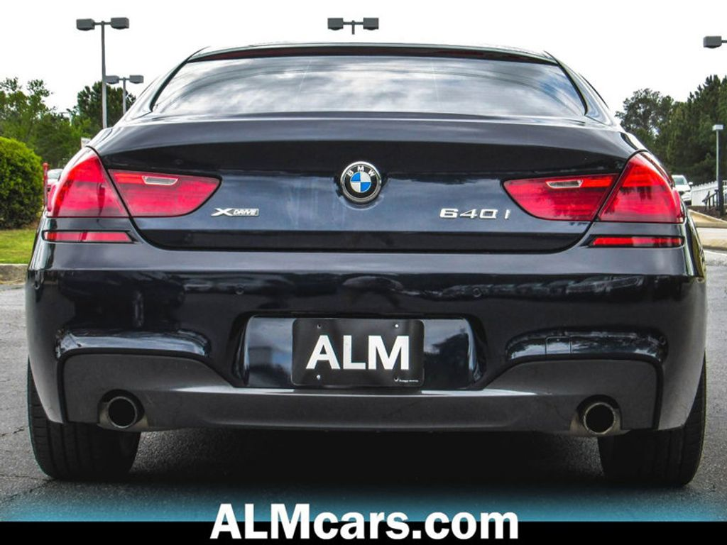 2015 BMW 6 Series 640i xDrive Gran - 17548286 - 6