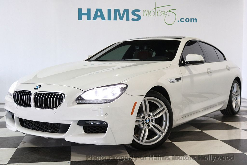 2015 BMW 6 Series 640i xDrive  Gran - 17496544 - 1