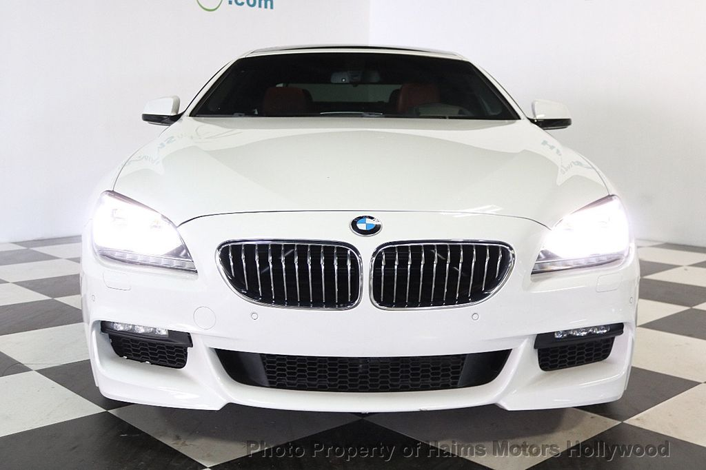 2015 BMW 6 Series 640i xDrive  Gran - 17496544 - 2