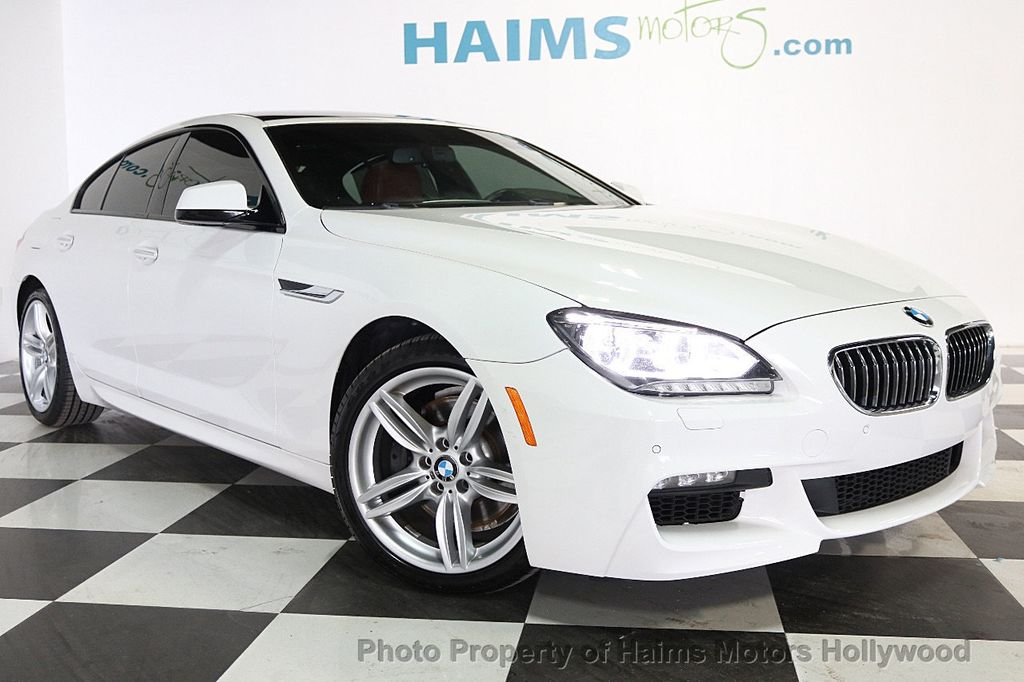 2015 BMW 6 Series 640i xDrive  Gran - 17496544 - 3
