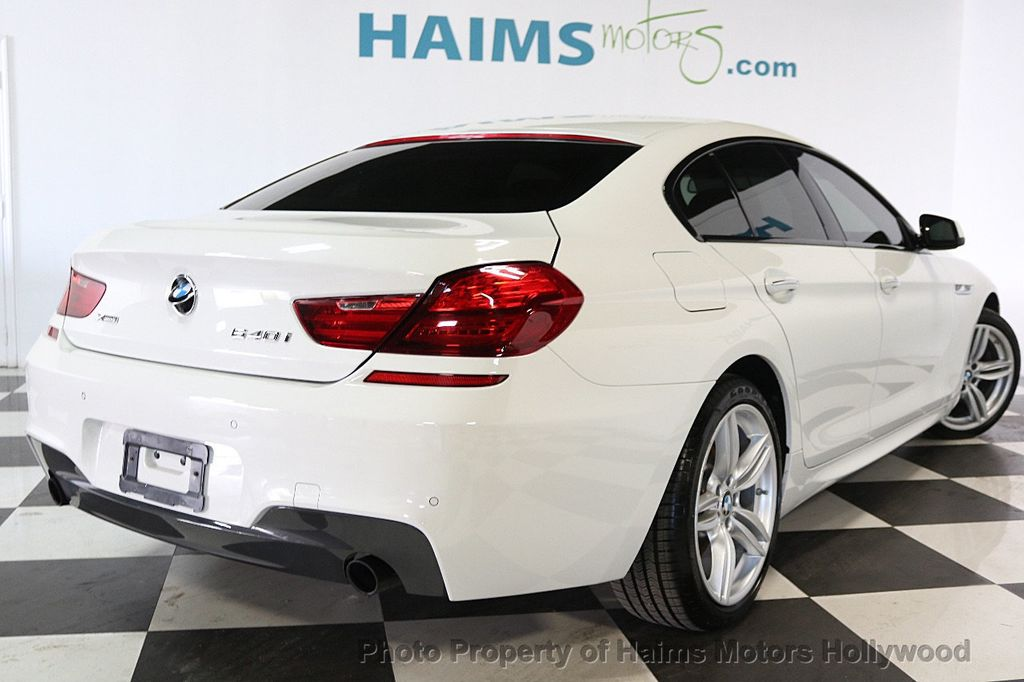 2015 BMW 6 Series 640i xDrive  Gran - 17496544 - 6
